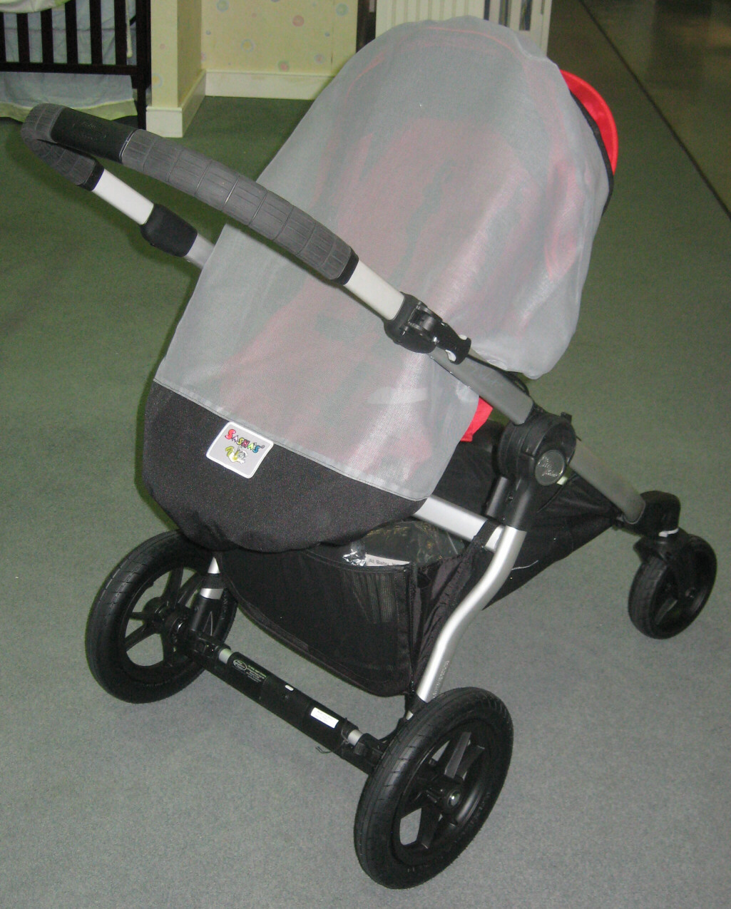 Baby Jogger City Select Stroller Sun And Wind Covers From