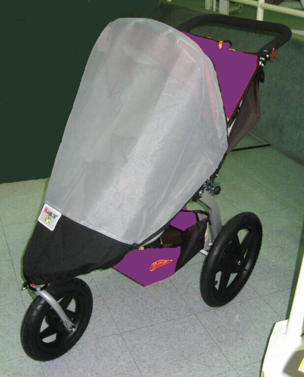 BOB Revolution Stroller Sun and Wind Covers from Sasha's ...