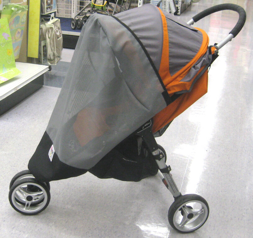 Baby Jogger Stroller Sun And Wind Covers From Sasha S
