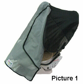Sunshade For Car Seat Marcy Power Tower
