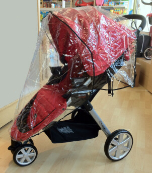 Britax Stroller Rain and Wind Covers from Sasha\'s - (888) 640 0917